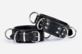 63mm Heavy Duty Slave Collar with 4 D~Rings