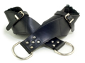 Ankle Suspension Restraints with Sheepskin Lining